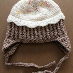 Cupcake Hat - All sizes